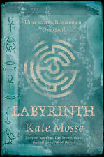 Labyrinth- Kate Mosse hardback book in duustjacket 1st/1st 2005 Fine
