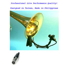 Horn Saxophone Professional Live Musical Instrument Mic for AKG Wireless PT40 60