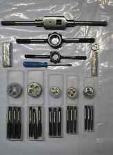 BSC BSCYCLE BSCY CEI TAP AND DIE SET 26 TPI BRITISH MOTORCYCLE BSA NORTON ARIEL