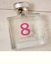 Abercrombie & Fitch women 8 UNCOVERED LIMITED EDITION 1.7  oz perfume