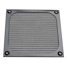 120mm Computer Fan Cooling Dustproof Dust Filter Case fr Aluminum Grill Guard FG