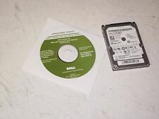 Microsoft Windows XP Pro 32 bit  + Without Dell HDD