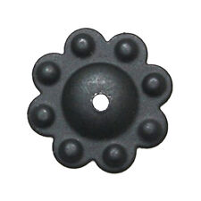 Pack of 4 Black 20mm Mini Table Box Toy Gate Cabinet Door Decor Plate Khb-20