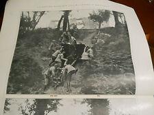 L'illustrazione italiana 1917 la nostra avanzata sull'altipiano di bainsizza