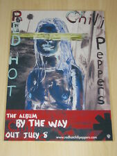 Red Hot Chili Peppers - By The Way - Laminated Promo Poster