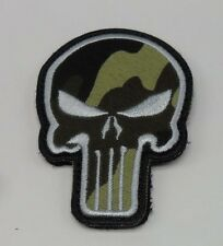 NEW  THE PUNISHER SF / SEALS Velcro Patch   SJK    227