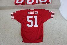 KEN NORTON Jr autographed SF 49ers Super Bowl XXIX 29 signed Wilson PRO Jersey
