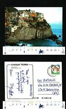 MANAROLA (SP) FRAZIONE - CINQUE TERRE - PANORAMA DELLA ROCCA - 52837