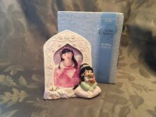 Precious Moments Disney Showcase Jasmin Bisque Photo 4X6 Frame