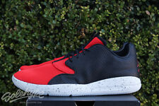 NIKE JORDAN ECLIPSE SZ 12 BLACK UNIVERSITY RED PURE PLATINUM 724010 018