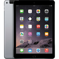 NEW Apple iPad Air 128GB, Wi-Fi + Cellular Unlocked Space Gray  1 YEAR WARRANTY