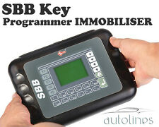 New SBB V33.2 Key Maker Programmer IMMOBILISER ECU Auto Remote Car OBD2