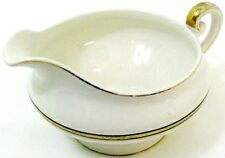 ANTIQUE VINTAGE Christmas Gravy Boat JOHNSON BROS. Fine China Creamer Pitcher