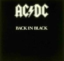 AC/DC - Back in Black [New Vinyl] Rmst