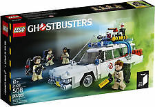 Lego Ideas 21108 Ghostbusters Ecto-1 MISB