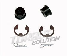 Shifter Cable Bushings: Fits Mitsubishi Evolution X 2010+ by Torque Solution