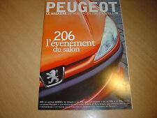 Peugeot Le Magazine du Mondial de l'automobile 1998