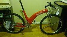 1994 lotus sport carbon monocoque mtb by aerotrope super rare old school frame