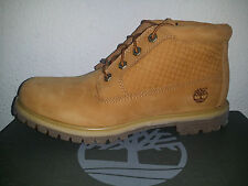 $130 NEW Womens 11M Timberland Nellie Chukka Double WP Boot WHEAT