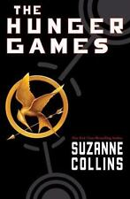 The Hunger Games Suzanne Collins (2009 Scholastic softcover chapter book)