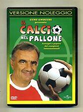 Gene Gnocchi # IL CALCIO NEL PALLONE # Universal Studios  DVD-Video  2004