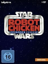 Robot Chicken Star Wars - Episode I and II and III (2012)
