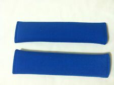 Mazda, Dodge,Blue Car Seat Belt Cover  Shoulder Harness Pads Auto Vehicle Padded