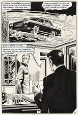 OSS 117 AU LIBAN  SUPERBE PLANCHE AREDIT PAGE 113