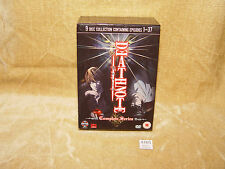 DEATHNOTE - THE COMPLETE SERIES 9 DISC DVD BOX SET WITH BOOKLET MANGA OBATA OHBA
