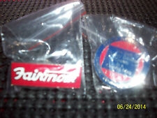 TWO (2) FAIRMONT (SPEEDER) RAILWAY MOTORS INC PINS