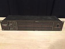 DOD SR231 Qx Graphic Equalizer | FREE Shipping! | Rack Mount