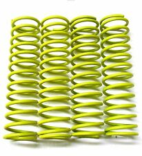 L11366Y RC Monster Truck Shock Absorber Damper 95mm Spring 1/5 Yellow x 4 25mm