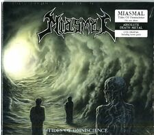 MIASMAL TIDES OF OMNISCIENCE CD DIGIPACK NUOVO SIGILLATO !!
