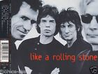 cd-single, The Roling Stones - Like A Rolling Stone, 4 Tracks