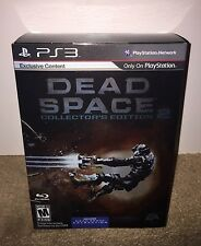 Dead Space 2 COLLECTOR'S EDITION BRAND NEW SEALED! GOOD COND! Playstation 3 PS3