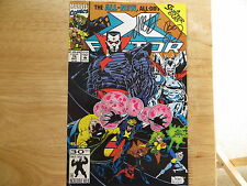 1992 VINTAGE MARVEL COMICS X-FACTOR # 78 SIGNED 2X PETER DAVID & JIMMY PALMIOTTI