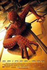 SPIDER-MAN MOVIE POSTER 1 Sided ORIGINAL FINAL 27x40
