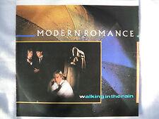 Modern Romance - Walking in the Rain / Walking in the rain blues - WEA X9733