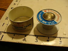 Vintage Advertising: johnson & johnson RED CROSS adhesive tape EMPTY