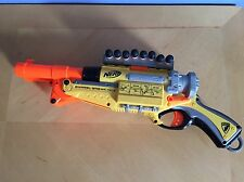 Nerf Elite N-Strike Barrel Break IX-2 Double Shot Gun Red Sonic Bullets Shotgun
