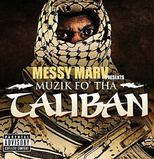 MESSY MARV - MUZIK FO' THA TALIBAN [PA] - NEW CD - Ships from the US!