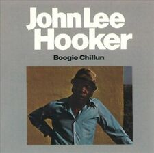Boogie Chillun [Fantasy] by John Lee Hooker (CD, Jun-1989, Fantasy)