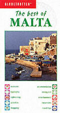 """The Best of Malta (Globetrotter Concise Guide)  """"AS NEW"""" Book"""