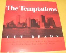 NEW CD.The Temptations.Get Ready