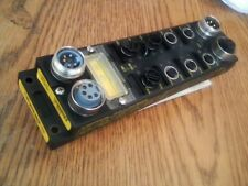 TURCK FDNP-XSG16-ST 16 IN/OUT MULTIPORT BUS BLOCK DeviceNet COMPACT I/O STATION