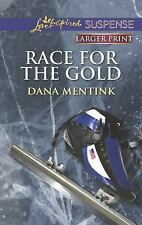 Race for the Gold (Love Inspired LP Suspense)