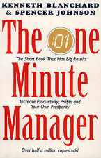 One Minute Manager (The One Minute Manager), Johnson, Spencer Paperback Book