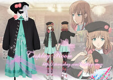 AMNESIA HEROINE Hot Anime Cosplay Costume Skirt Party Halloween Club Show