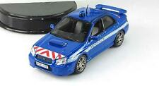 DeAgostini 1:43 Subaru Impreza French police ser Police cars of the world