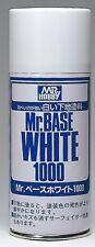Mr. Hobby Mr. Base White 1000 Spray B518